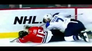 NHL   Силовые приёмы(, 2010-09-27T06:11:45.000Z)