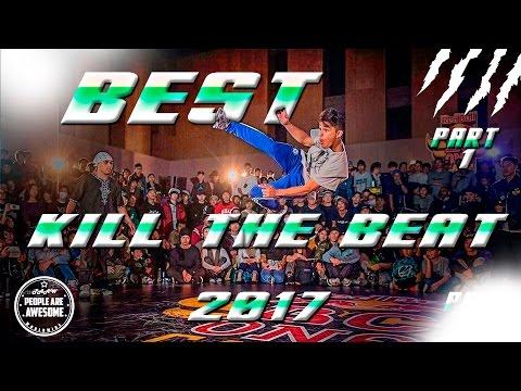 BEST KILL THE BEAT 2017 // TOP SETS // PART 1 // LIL G - ISSEI - POCKET - PHYSICX - KILL // PAAW