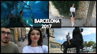 Barcelona Vlog September 2017 | ChloeLock