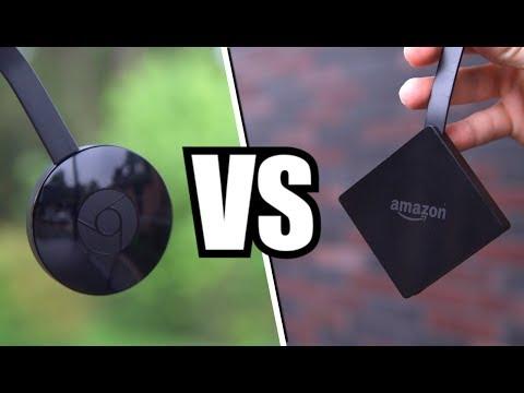 Chromecast vs Fire TV: Was ist wirklich besser? | OwnGalaxy