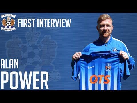 First Interview | Alan Power
