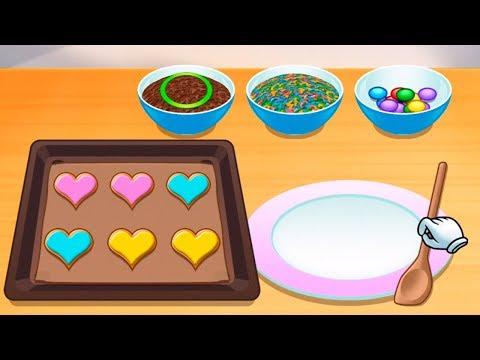 juegos de cocina para nios y nias la cocina de sara divertidos dibujos para peques