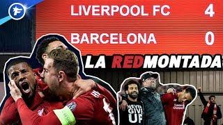 Le miracle d'Anfield fait chavirer le Barça et toute l'Europe | Revue de presse