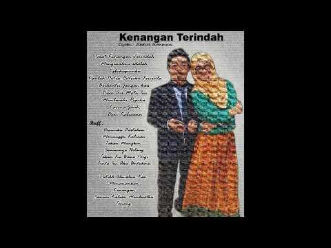 Lirik Lagu Kenagan Terindah Song