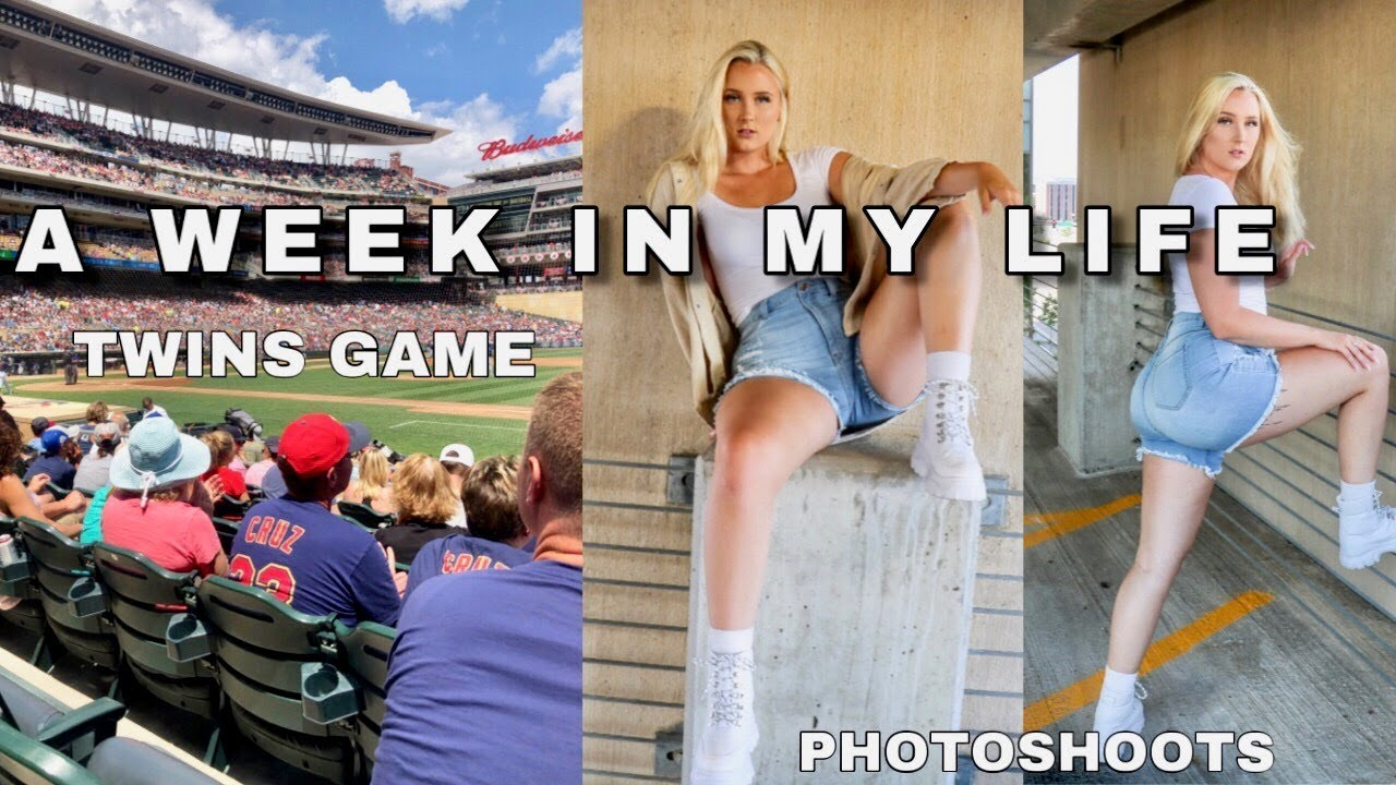 Download A Week In My Life | Photoshoot + July 4th + More | Hannah Garske