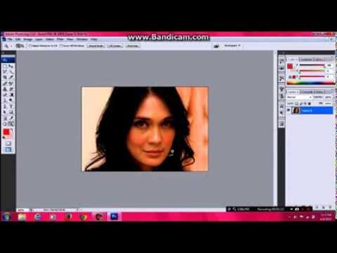 Tutorial Cara Edit Foto Menggunakan Photoshop - YouTube