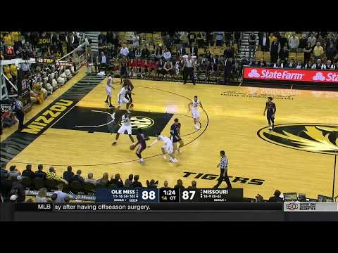 Terence Davis vs Missouri Draft Video!