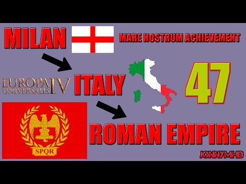 EUIV: Restore the Roman Empire 47 Final!