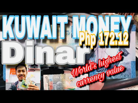 KUWAITI DINAR OR KUWAIT MONEY | WORLD'S HIGHEST CURRENCY VALUE