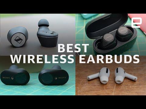 Best wireless earbuds for 2020