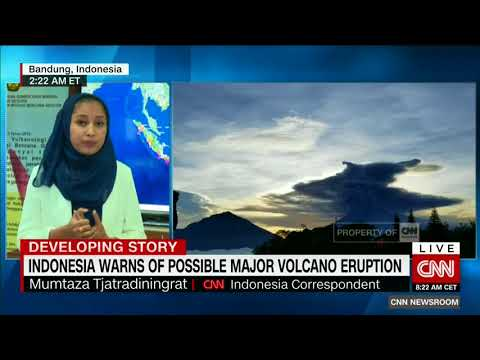 Indonesia Warns Of Possible Major Volcano Eruption; Live Report