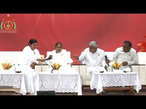 11 Panel Discussion with senior BKs; Valedictory & Feedback [Conference PART 11 of 11]