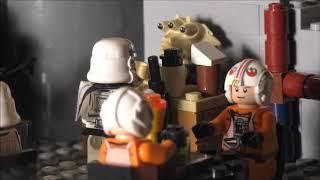 Обзор LEGO набора-Звезда смерти [ЧАСТЬ 4]