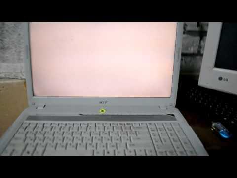 Acer 7720 + Nvidia 8400M GS
