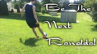 How To Play Soccer Like Cristiano Ronaldo