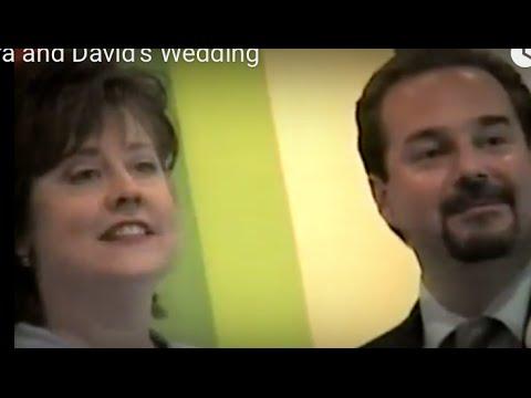 Laura and David's Wedding - April 2002