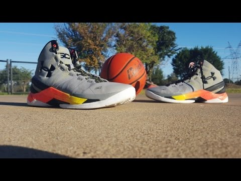 345966b5d5f8 Weartesters Performance Review - Under Armour Curry Two - Duke4005 - YouTube