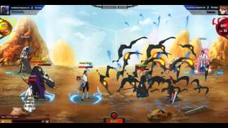 Bleach Saga Online Español - Batalla Real Gameplay