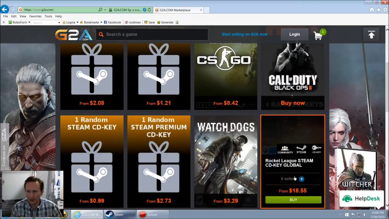 How to sell on G2A – G2A.COM - Official Corporate Website