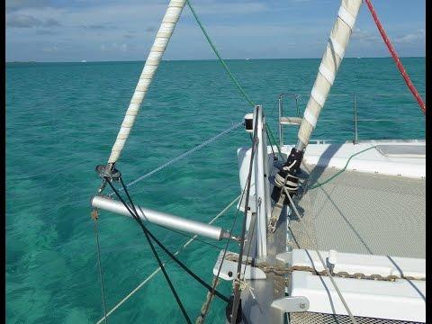 """2010 Lagoon 400 """"Darius"""" 3 cabin owner's version Catamaran for sale Florida"""