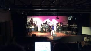 Gavin Hart 3rd year recital @Edna Manley School of Music pt 2