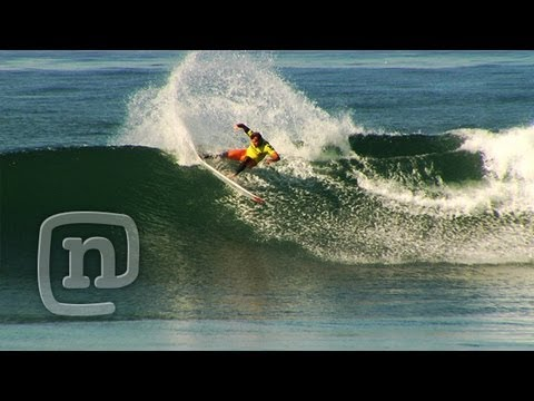 Just Taj! Surfing World Title Threat Taj Burrow Blows Minds For Surf Week