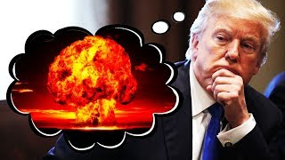 Trump Contemplating First Strike