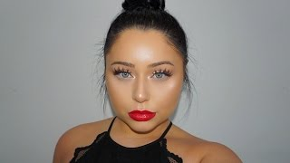 DRUGSTORE Holiday Makeup Tutorial