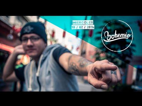 #TheBohemio | Isaac Jimenez A.K.A. IJ Lock | 1 2 3 | CDMX - MÉXICO