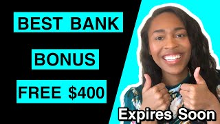 The Best Bank Account Offer 2020 & 2021 | AMAZING Checking Account Bonus | Free Money