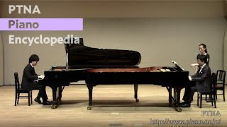 "Rakhmaninov: Piano Concerto No.2  [2pianos 4hands] Mov.1 ""Moderato - Allegro"""