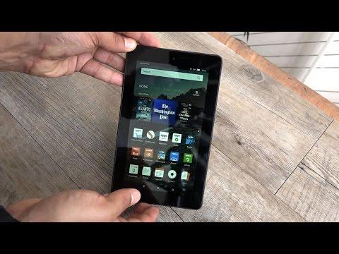 Amazon Fire - 60-Euro-Tablet im Hands-On (deutsch) - GIGA.DE
