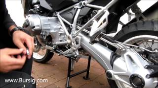 Video BMW R1200GS 2013+ (LC) Frame Sleeve Installation download MP3, 3GP, MP4, WEBM, AVI, FLV Juni 2018