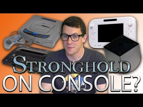 Stronghold on Console - Gameplay Reveal