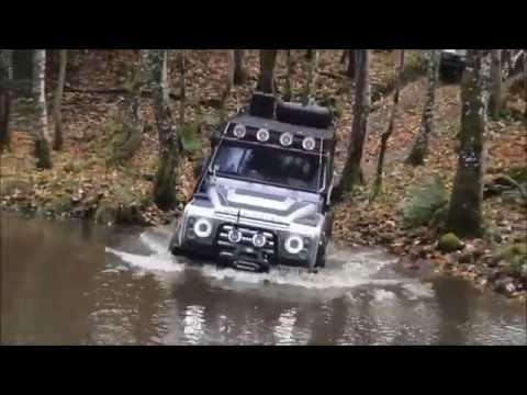 Land Rover Adventure Club: Scotland 2015 – Highland Adventure.