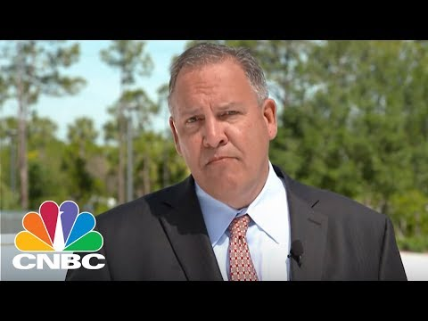 United Technologies CEO: Trade War Concerns | Mad Money | CNBC