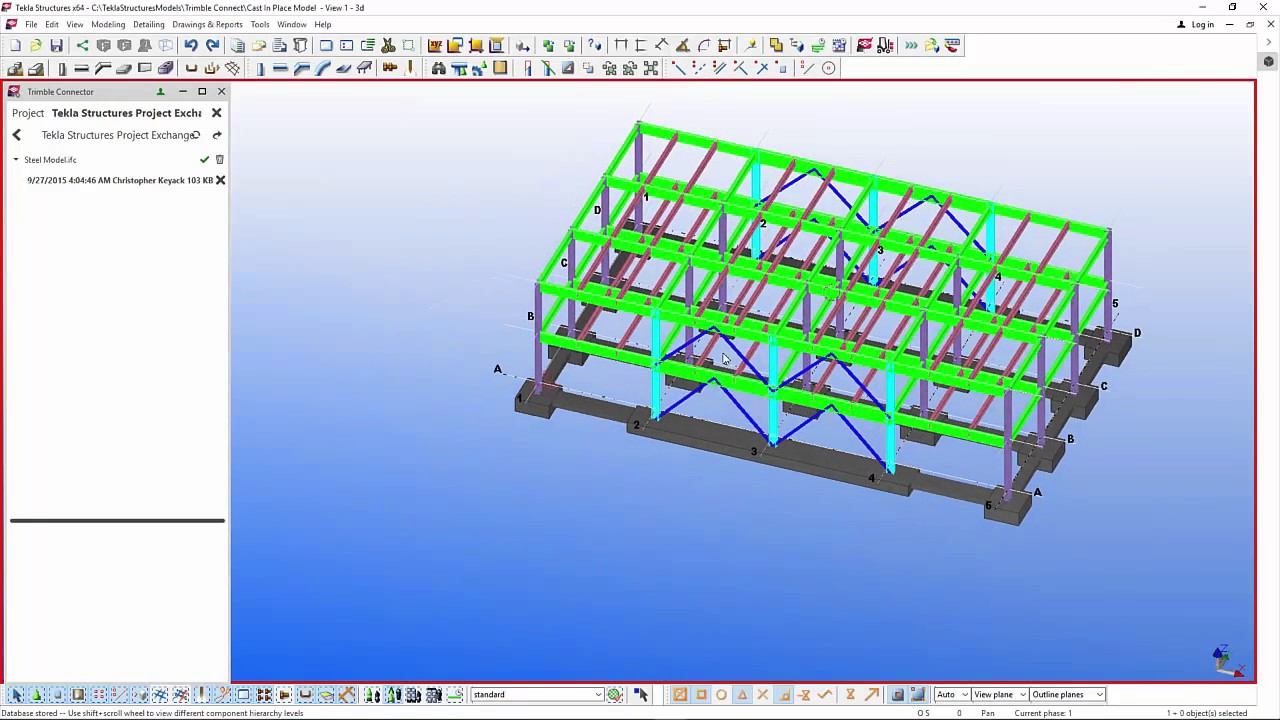 Tekla Structures | Trimble Connect