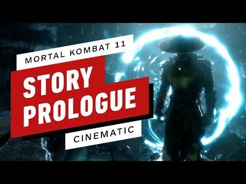Mortal Kombat 11 - Story Prologue Cinematic