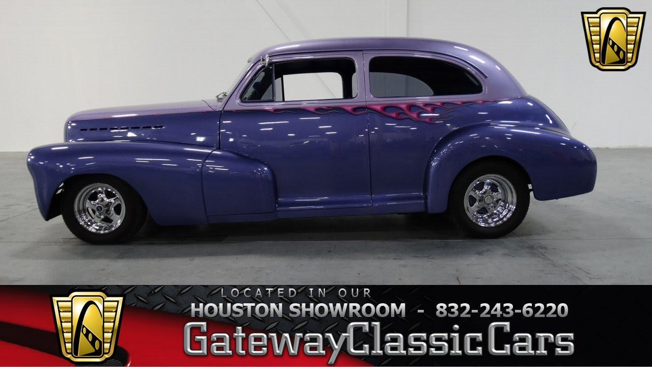 1942 Chevrolet Two Door Houston Tx