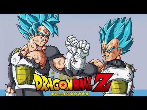 Dragon Ball Z Goku & Vegeta「AMV」- Keep Me Alive