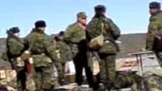 Армия России. По другому с подчиненными - никак....3gp