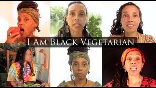 Why I Am A Black Vegetarian