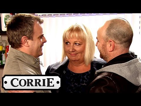 Coronation Street - Eileen Is Welcomed Back to the Taxi Firm | PREVIEW