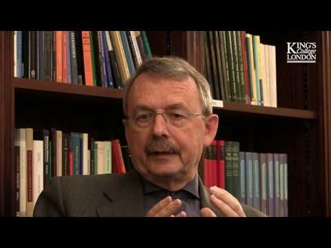 An interview with Wolfgang Streeck