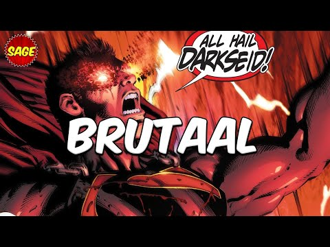 "Who is DC Comics Brutaal? Brutal ""Superman"" Loyal to Darkseid."