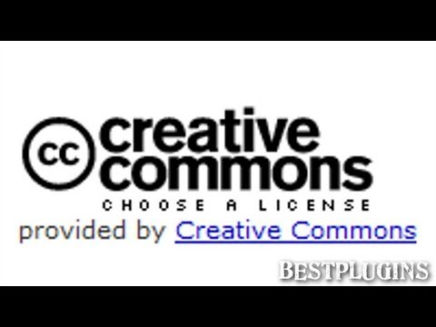Como registrar tus obras - Creative Commons - musica, texto, imagenes, video, etc...