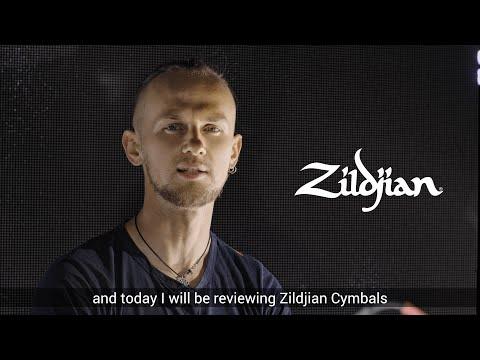 Zildjian K custom Dark Cymbals Review by Dmytro Diachenko (MOTANKA)