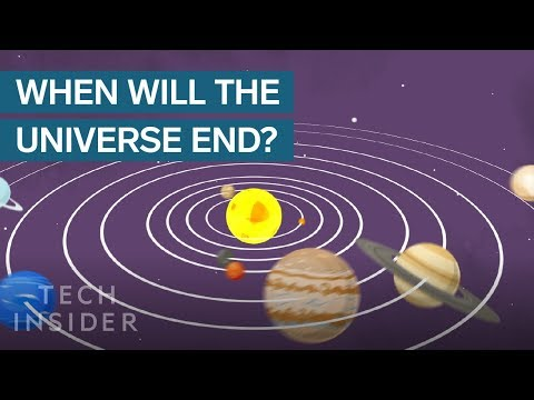 Thumbnail: The terrifying way our universe will end — and when