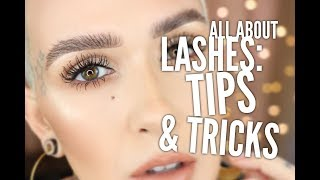 All About My Natural Lashes: Tips & Neulash VS Latisse