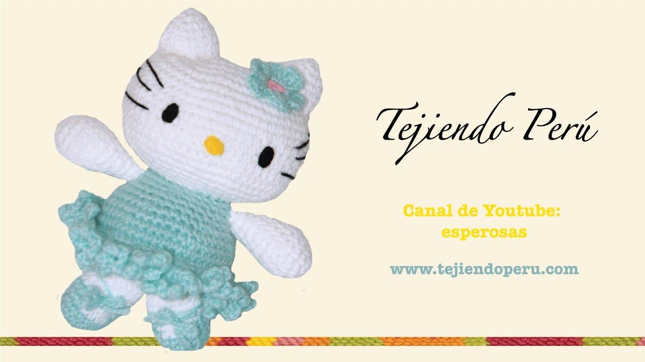 Gatita Hello Kitty - Tejiendo Perú | 720x1280